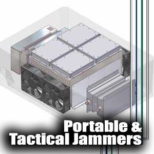 Portable & Tactical Jammers